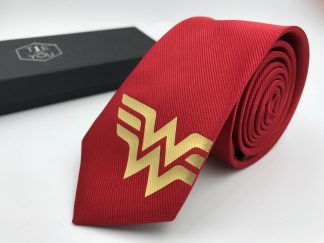 Wonder Woman Tie