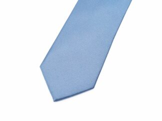 Dusty Blue Silk Necktie